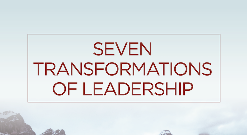 Seven Transformation of Leadership. AddVenture.