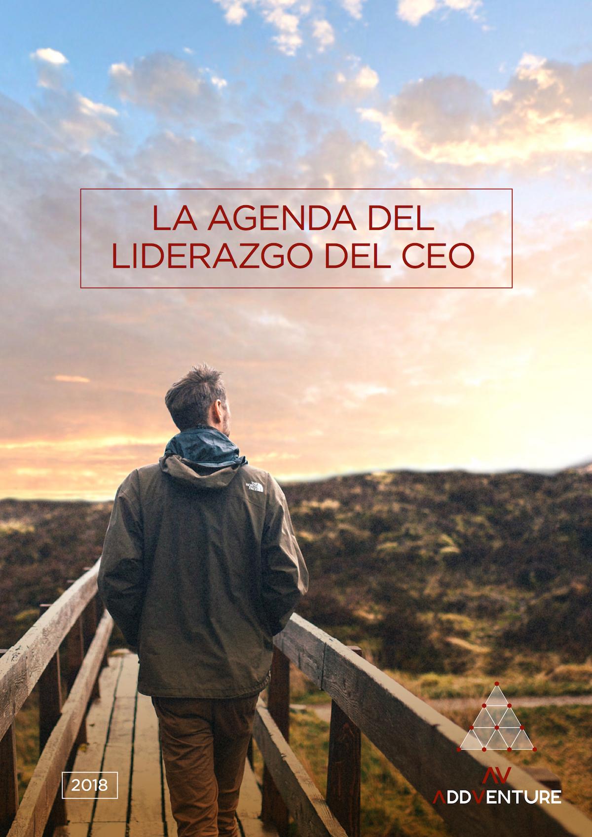 La agenda del liderazgo del CEO - AddVenture - autor: Pablo Tovar